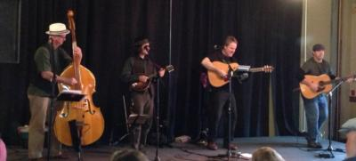 SwitchGrass | Portland, OR | Bluegrass Band | Photo #10