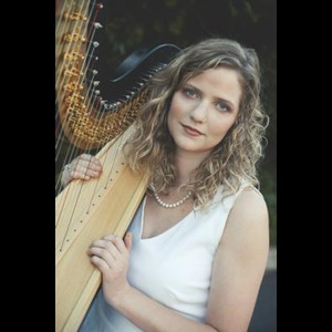 Huntingdon Harpist | Agnes Hall