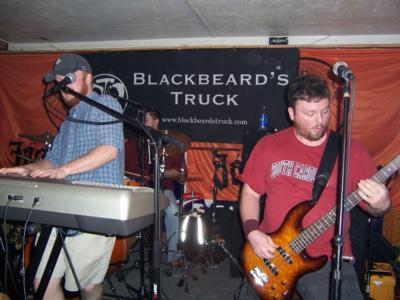 Blackbeard's Truck | Columbia, SC | Classic Rock Band | Photo #17