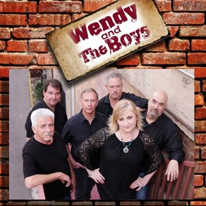 Cochise 80s Band | Wendy and the Boys