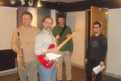 Eddie Stevens Music | Addison, IL | Jazz Band | Photo #3
