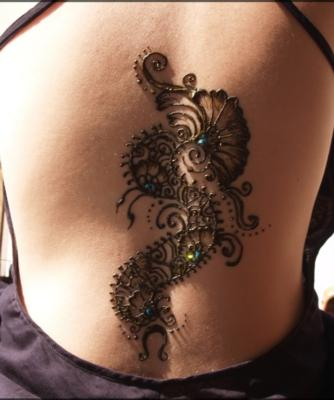 Bellenco Events & Entertainment | Studio City, CA | Henna Artist | Photo #4