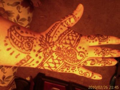 Bellenco Events & Entertainment | Studio City, CA | Henna Artist | Photo #16