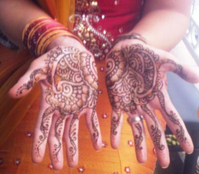 Bellenco Events & Entertainment | Studio City, CA | Henna Artist | Photo #2