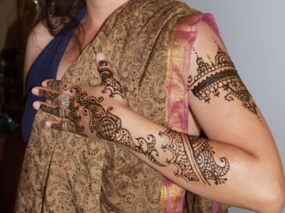 Bellenco Events & Entertainment | Studio City, CA | Henna Artist | Photo #6