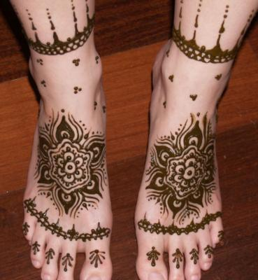 Bellenco Events & Entertainment | Studio City, CA | Henna Artist | Photo #8