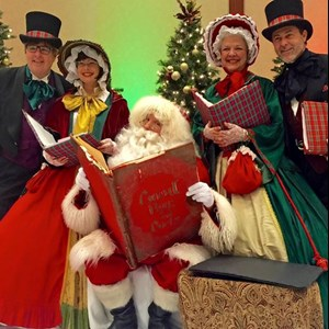 Franksville A Cappella Group | Holiday Harmony Strolling Carolers