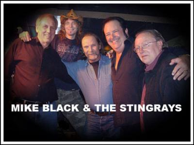 Mike Black & The Stingrays | Choctaw, OK | 50s Band | Photo #1