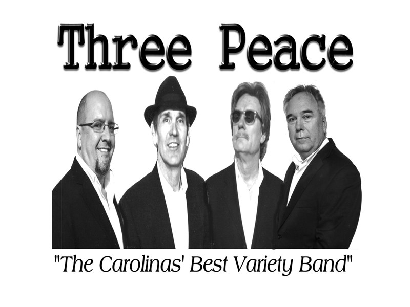 Three Peace Band - Variety Band - Florence, SC