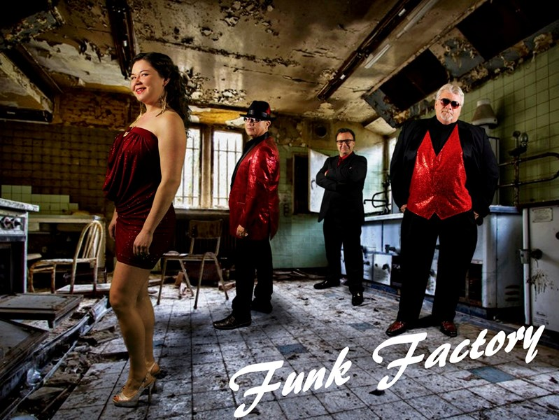 Funk Factory - Dance Band - Tacoma, WA