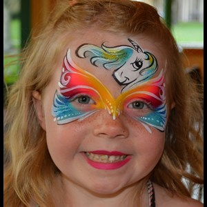 Orlando Face Painter | Blazin Brush-Face And Body Art.