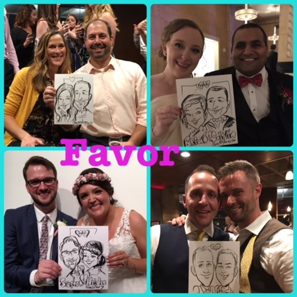 Caricatures By The Fine Tooners And More!! - Caricaturist - Overland Park, KS