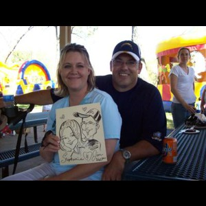 Kansas Caricaturist | Caricatures By The Fine Tooners And More!!