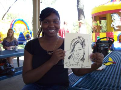Caricatures By The Fine Tooners And More!! | Overland Park, KS | Caricaturist | Photo #7