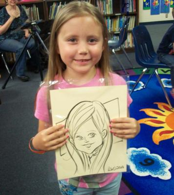 Caricatures By The Fine Tooners And More!! | Overland Park, KS | Caricaturist | Photo #2