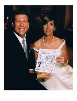 Caricatures By The Fine Tooners And More!! | Overland Park, KS | Caricaturist | Photo #15
