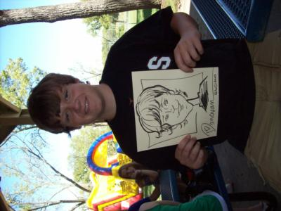 Caricatures By The Fine Tooners And More!! | Overland Park, KS | Caricaturist | Photo #4