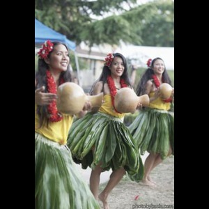 Duck Creek Village Hula Dancer | Aloha Hula DC