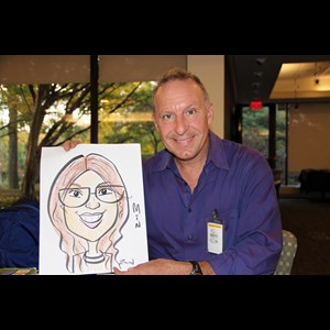 Atlantic City Caricaturist | Mark Z-Man Caricatures