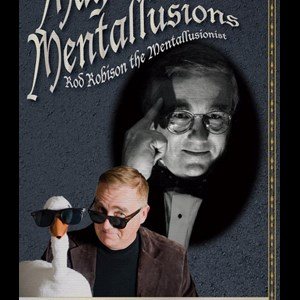 Scottsdale Illusionist | Rod Robison: The Mentallusionist