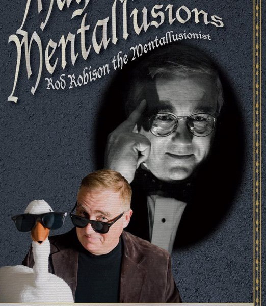 Rod Robison: The Mentallusionist - Magician - Florence, AZ