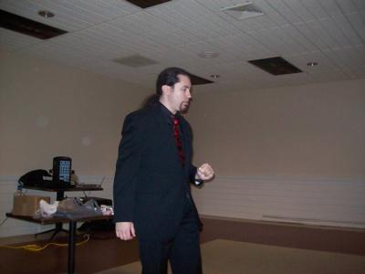 Keith Zalinger (Extra-Sensory Performance) | Branford, CT | Psychic | Photo #2