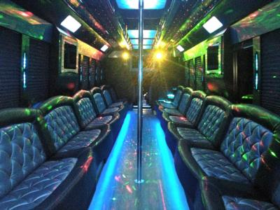 Mega Limoz Llc | Palm Beach Gardens, FL | Event Bus | Photo #4