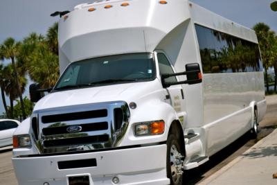 Mega Limoz Llc | Palm Beach Gardens, FL | Event Bus | Photo #3