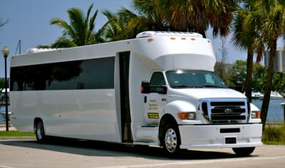 Mega Limoz Llc | Palm Beach Gardens, FL | Event Bus | Photo #2