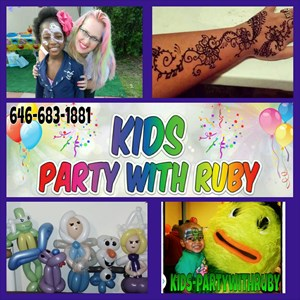 Breezy Point Balloon Twister | Kids Party With Ruby