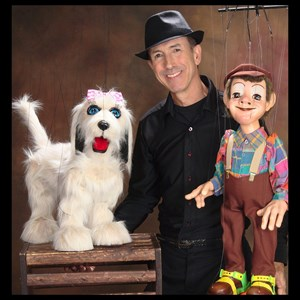 Riverside Puppeteer | Pullin' Strings Puppet Productions