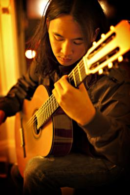 Ramon Fermin | San Francisco, CA | Classical Guitar | Photo #1