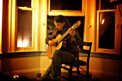 Ramon Fermin | San Francisco, CA | Classical Guitar | Photo #5