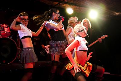 Corset Classic Rock Burlesque | Los Angeles, CA | Classic Rock Band | Photo #7
