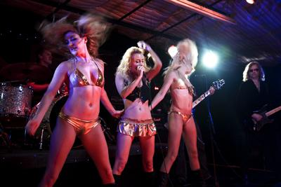Corset Classic Rock Burlesque | Los Angeles, CA | Classic Rock Band | Photo #3