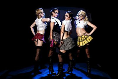 Corset Classic Rock Burlesque | Los Angeles, CA | Classic Rock Band | Photo #2