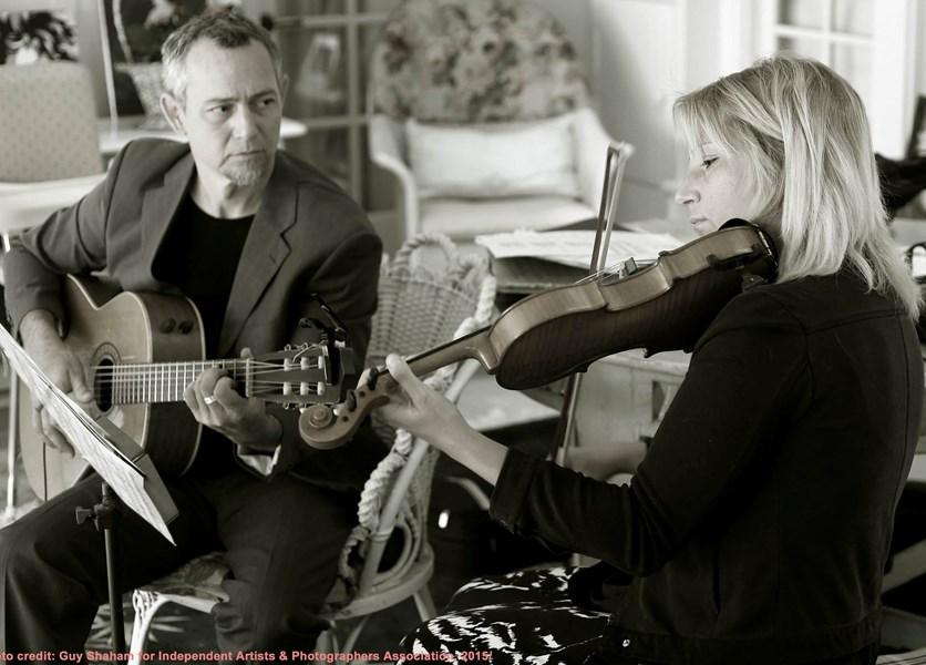 Hudson&Delilah - Violin Los Angeles, CA | GigMasters
