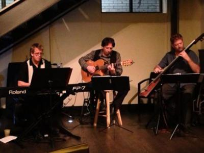 ACOUSTIC WEDDING - Jazz/Classical/Latin/Gypsy | Minneapolis, MN | Acoustic Band | Photo #13