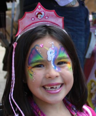 Monique's Face Painting | Palmdale, CA | Face Painting | Photo #4
