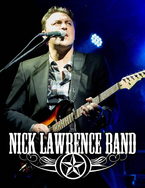 The Nick Lawrence Band - Country Band - San Antonio, TX