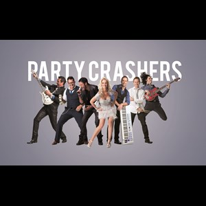 Hyde Park 80s Band | Party Crashers