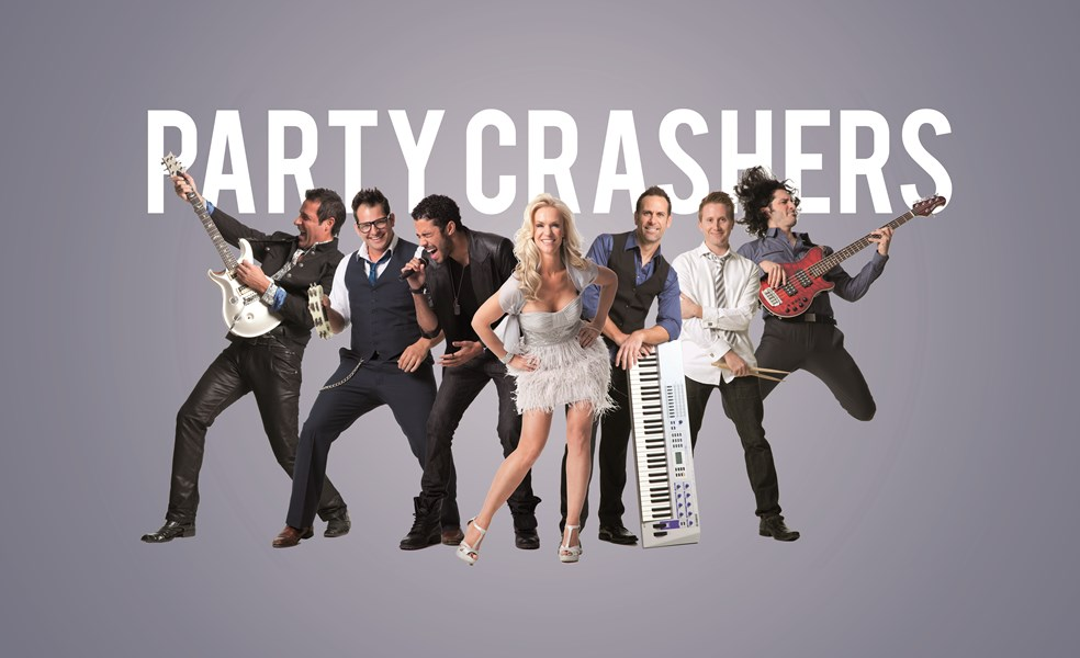 Party Crashers - Dance Band - Salt Lake City, UT
