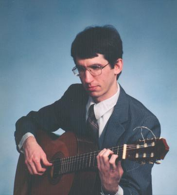 Steven Seidenman | Germantown, MD | Classical Guitar | Photo #1