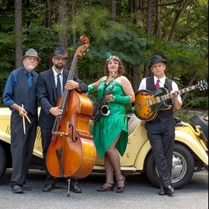 Wilkes 20s Band | Jules & The Gents
