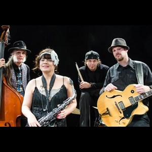 Epworth Swing Band | Jules & The Gents