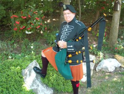 Irish Bagpiper | Saint Charles, MO | Bagpipes | Photo #2
