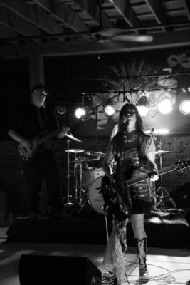 Khamera Featuring Jess Meuse  | Birmingham, AL | Cover Band | Photo #13