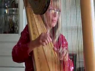 Ceclila Parker Chartoff, Professional Harpist | Sparta, NJ | Classical Harp | Time to Say Goodbye