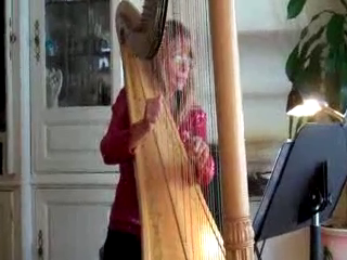Ceclila Parker Chartoff, Professional Harpist | Sparta, NJ | Classical Harp | The Prayer