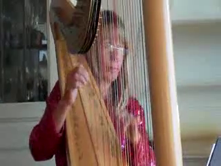 Ceclila Parker Chartoff, Professional Harpist | Sparta, NJ | Classical Harp | Angel of Music-Phantom of The Opera